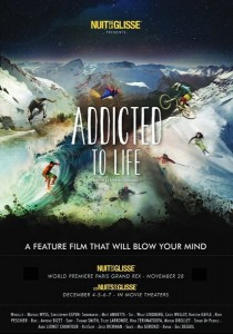 La Nuit de la Glisse: Addicted to life, Thierry Donard